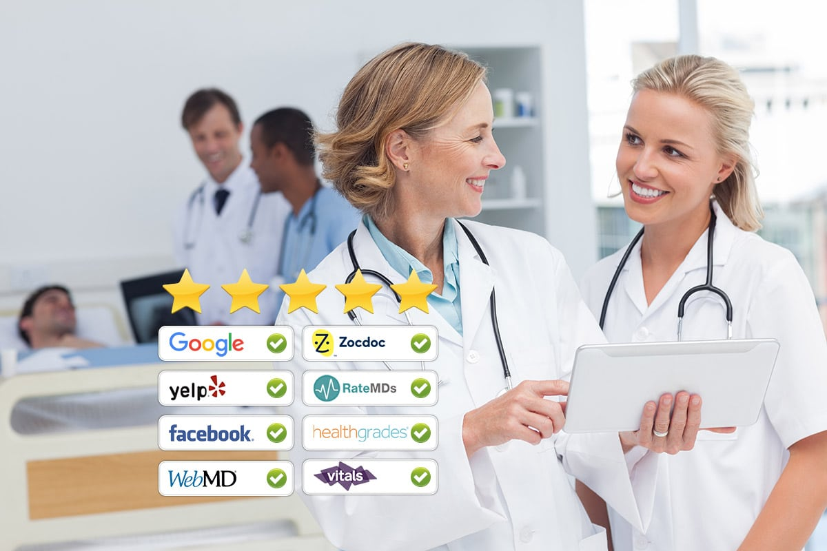 Online Reputation Management Software For Doctors