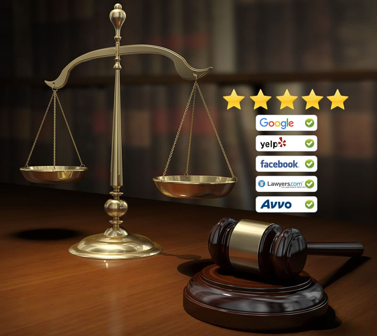 review management for lawyer