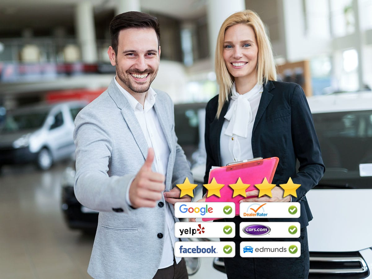 Car Dealership Review Management Software