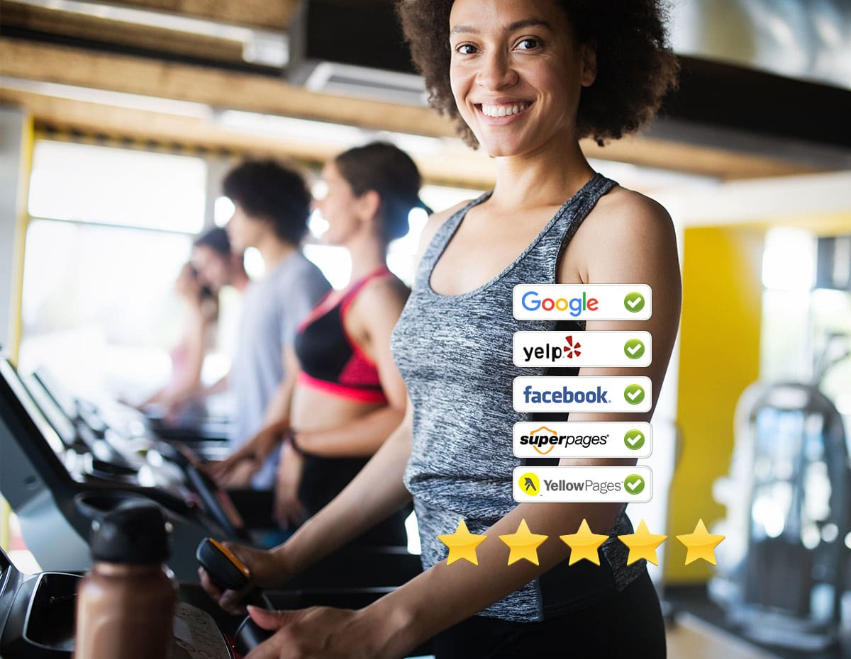 Gym Review Management Software