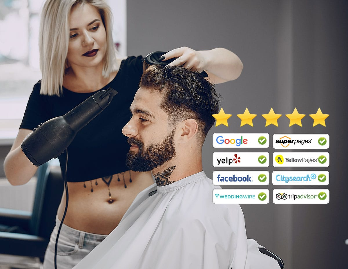 Review Management Software for Salon and Spas