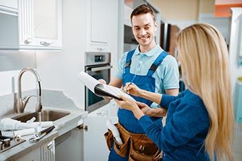 HomeAdvisor Pros for homeowner